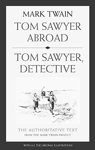 Tom Sawyer Abroad / Tom Sawyer, Detective (Mark Twain Library) pdf epub