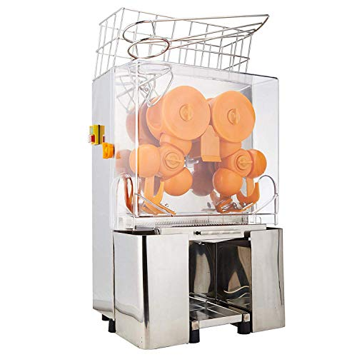 VEVOR Commercial 120W Juicer Orange Juice Machine Stainless Steel tank Stainless Steel tank by Vevor (Image #1)