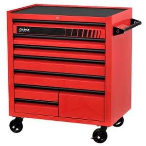 Sunex Tools RED 8 DRAWER SERVICE CART 8060