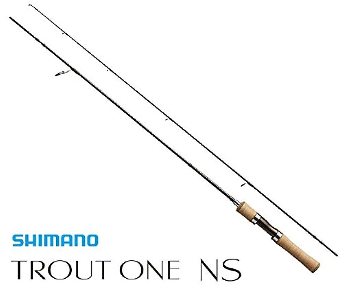 [해외] 시마노로드 트라우트송어-송어 원 NS S60UL