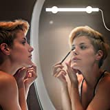 LED Mirror Lights,Super Bright Vanity Lights Kit,2 Modes Dimmable Makeup Light for Bathroom Dressing Room Vanity Table.