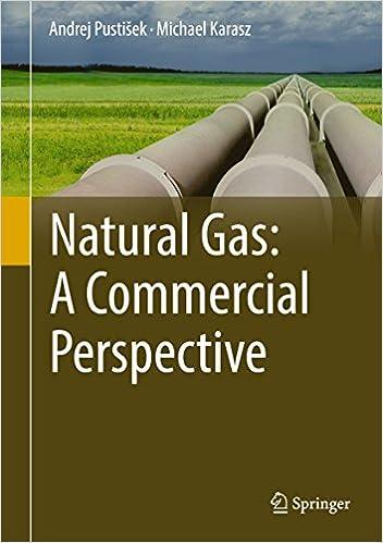 Amazon com: Natural Gas: A Commercial Perspective eBook: Andrej