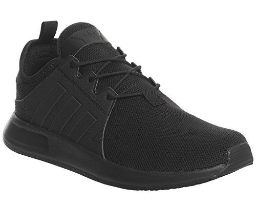 adidas X_PLR, Zapatillas de Deporte Para Niños Negro (Negbas/Grmetr/Negbas 000)