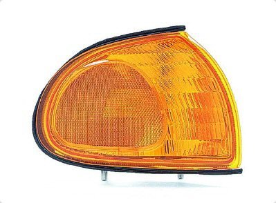 Get Crash Parts Fo2551116 Side Marker, Passenger Side (All Amber)