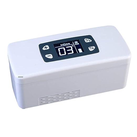 MGZDH Refrigerador para automóvil Congelador de insulina - Auto ...