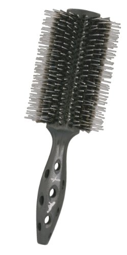 YS Park Hair Brush - Black Carbon Tiger Brush- YS680 by YS Park Carbon Tiger 680