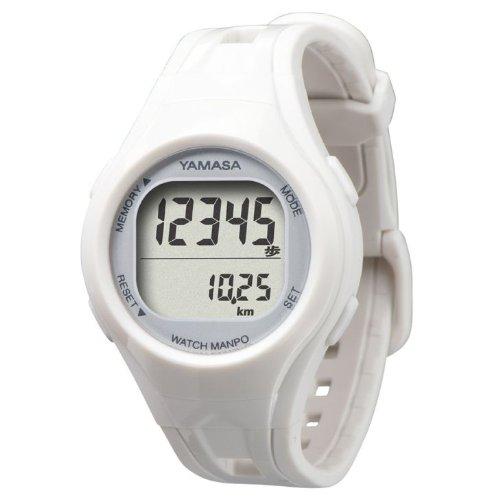 腕時計タイプだから、使いやすい!見やすい!歩いた振動や腕の振りで歩数をカウント!腕時計タイプだから、外れたり落としたりする心配がない!シルバー【4個セット】 B00W2UVIK2