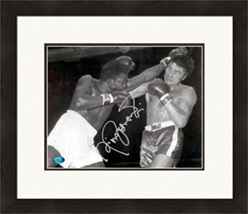 Autograph 223884 Boxing Champion Cf Matted & Framed Nino ...