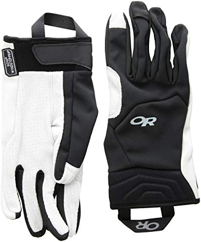 Outdoor Research Unisex Mixalot Gloves, Black/Alloy, ()