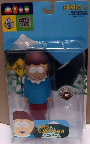 Mrs Cartman - Mirage South Park Action Figure Series 3