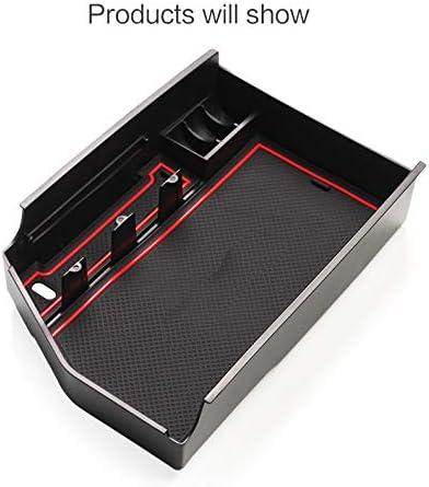 Linfei Accoudoir Bo/îte De Rangement Pour Mercedes Benz Ml Gle W166 Gl Gls X166 300350 350D 450500 550D Coup/é 2012-2017 Amg