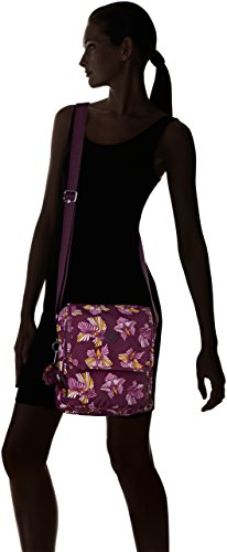 Womens Cross Multicolour Netta Bag Body Kipling Herridage Fl CwdaqRw