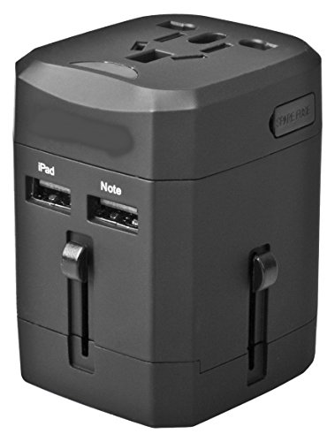 Discover Bargain eBoot US UK EU AU Universal All in One International Travel Power Adapter Charger (...