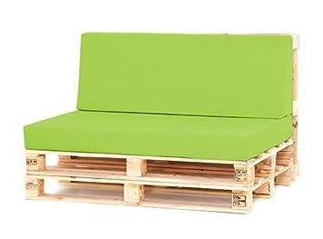 Outdoor Garden Pallet Furniture Seating Corner Sofa Back Cushion