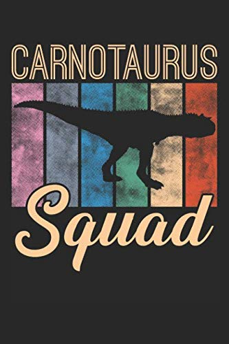 Carnotaurus Squad: For writing dinosaur stories and tall tales about all things prehistoric.