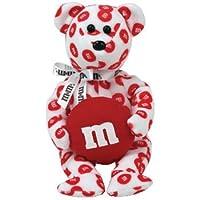 1 X TY Beanie Baby - RED el oso de M&M (exclusivo de Walgreen)