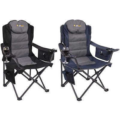 Oztrail Big Boy Folding Camping Chair