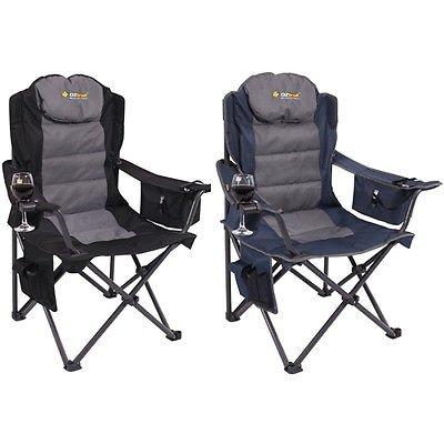 Oztrail Big Boy Folding Camping Chair