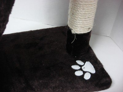 Kitty Cat Tree Scratch post Furniture Slide Board Scratcher Pet Toy Paws2Claws