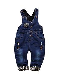 Kidscool Baby & Little Boys/girls Fleece Inside Winter Overall