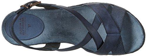 Dames Fred De La Bretonière Sandale Bleu Ouvert (bleu)