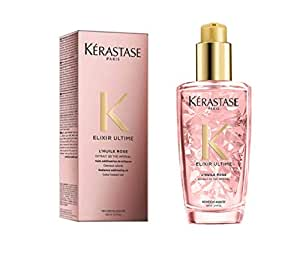 promo code 39200 178a5 Amazon.com  Kerastase Elixir Ultime L huile Rose for Color Treated ...