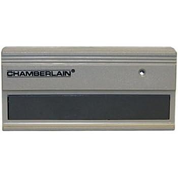 Chamberlain 300 Mc Garage Door Opener And Transmitter Amazon