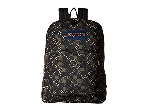 JanSport Unisex SuperBreak Green Machine Multi 1 One Size by JanSport