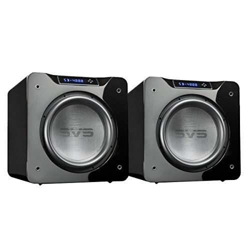 "SVS SB-4000 13.5"" 1200W Sealed Box Subwoofer"