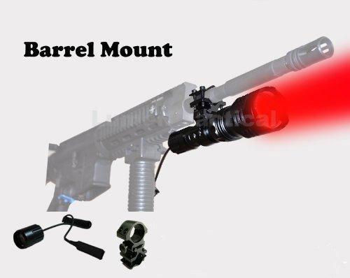 WindFire® Tactical Flashlight WF-802 350 Lumens Waterproo...
