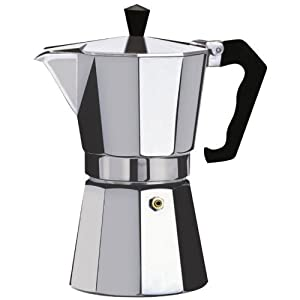 Stovetop coffee makers