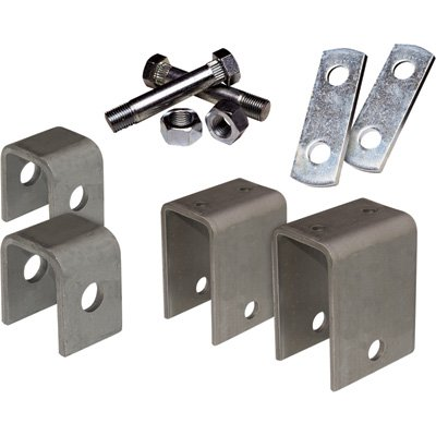 Buy Ultra-Tow Hanger Kit - Single Axle, For 1 3/4in. Double-Eye Springs, Model# 56108