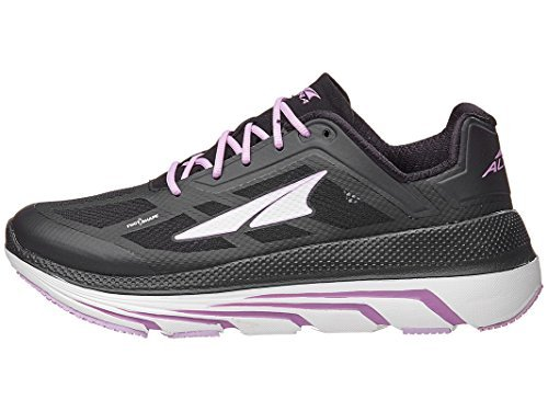 Altra AFW1838F Women's Duo Running Shoe, Black/Pink - 9 B(M) US
