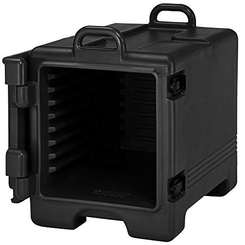 bo Carrier Black Front Loading Insulated Tray / Sheet Pan and Food Pan Carrier ()