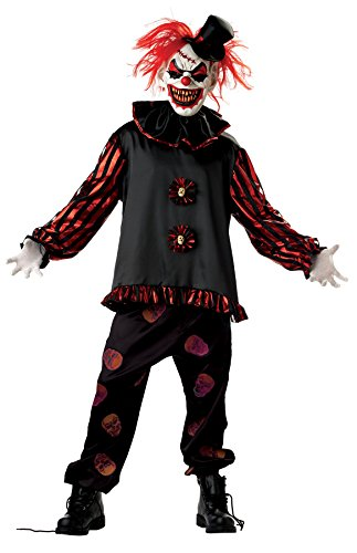 Carver The Clown Costume (Morris Costumes Carver The Killer)