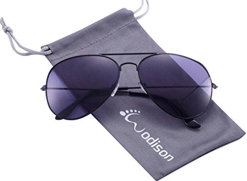 81796615f7 WODISON Vintage Mirrored Sunglasses Reflective. Review - WODISON Vintage  Mirrored Aviator ...
