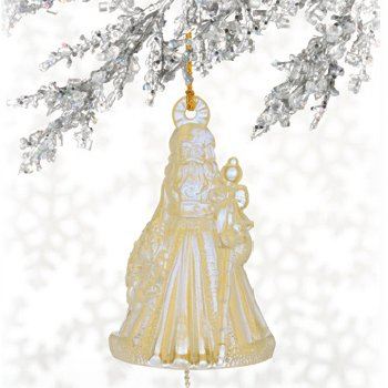 2009 Annual Bell Ornament (Marquis by Waterford 2009 Annual Bell Ornament)