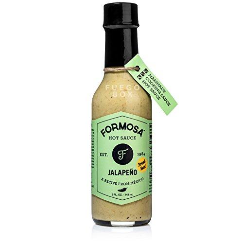 Formosa Jalapeno Hot Sauce