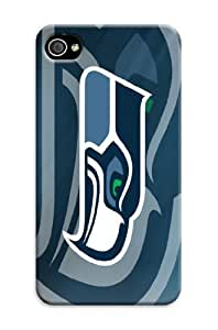 Case Cover For Apple Iphone 5C Protective Case,Beautiful Football Iphone 5/5S /Seattle Seahawks Designed Case Cover For Apple Iphone 5C Hard Case/Nfl Hard Skin for Case Cover For Apple Iphone 5C