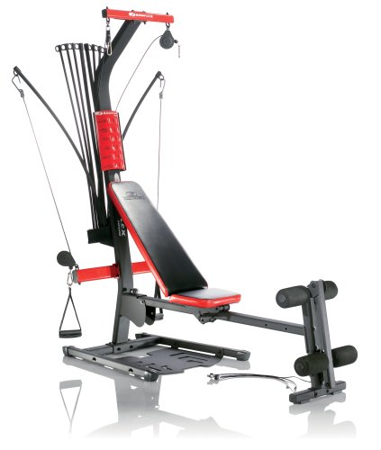 More About Bowflex PR1000