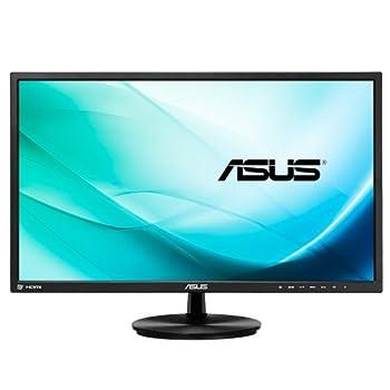 "Asus Vn248q-p 23.8"" Full Hd 1920x1080 Ips Displayport Hdmi Vga Monitor 0"