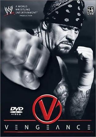 Wwe: Vengeance [Reino Unido] [DVD]: Amazon.es: Cine y Series TV