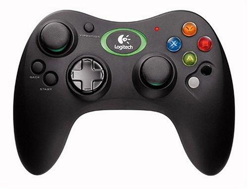 Logitech Cordless Controller for Xbox