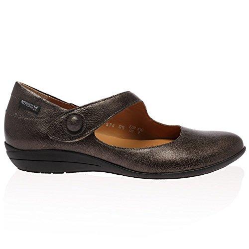 Mephisto à Chaussures femme de pour ville lacets Bronze rUfvrwqz