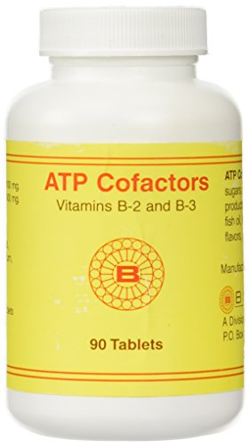 OPTIMOX ATP Cofactors 90 Tablets