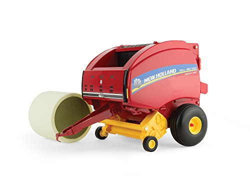 Ertl New Holland Roll Belt 560 Round Baler Vehicle (1:16 (New Holland Round Baler)