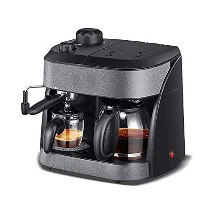 LJHA kafeiji Máquina de café Espresso Americano, máquina de café semiautomática, máquina de café