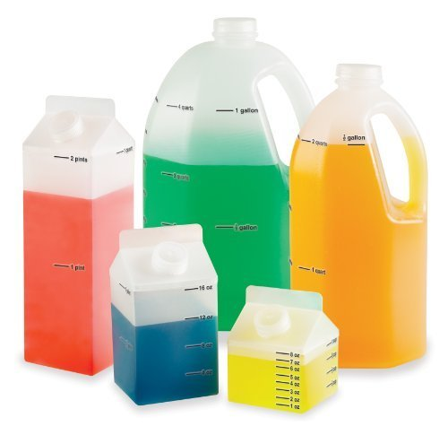 Learning Resources LER1207 Learning Resources 5-Piece Gallon Measurement Set, Grades 1+ by Learning Resources [Toys & (Learning Resources Gallon)
