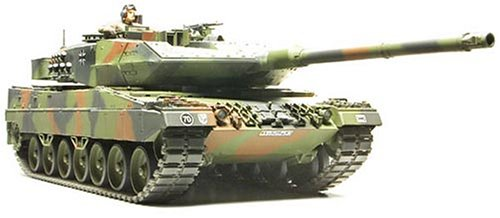 Leopard 2 Main Battle Tank (Leopard 2A6 Main Battle Tank 1/35 Tamiya)