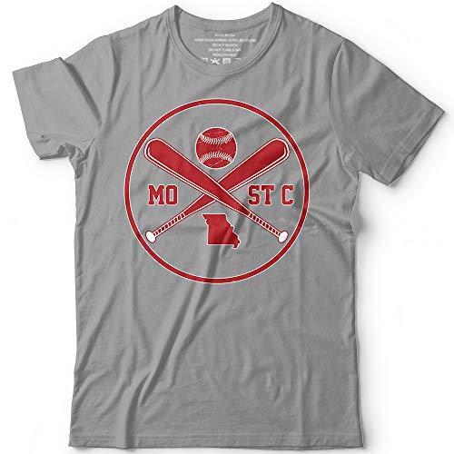 St. Louis Baseball Players Field Home Run Hitter Champions Jersey Customized Handmade T-Shirt Hoodie/Long Sleeve/Tank Top/Sweatshirt ()